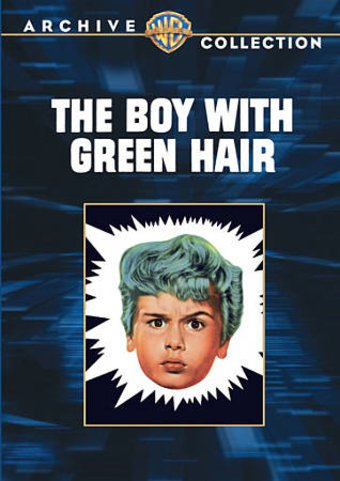 The Boy with Green Hair (Full Screen)