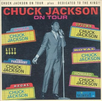Chuck Jackson on Tour / Dedicated to the King!!