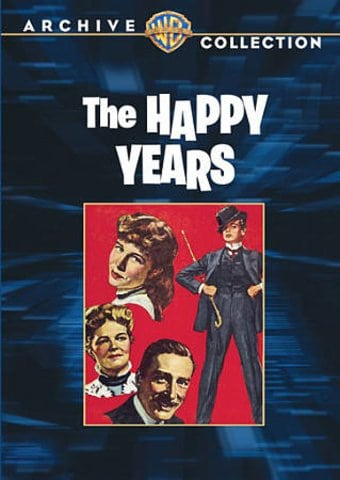 The Happy Years (Full Screen)