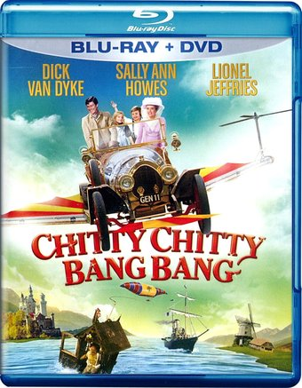 Chitty Chitty Bang Bang (Blu-ray + DVD)
