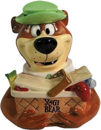 Yogi Bear - Cookie Jar