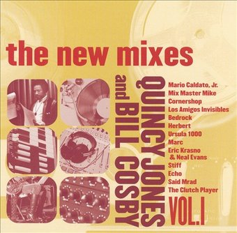 The New Mixes, Volume 1: Quincy Jones and Bill