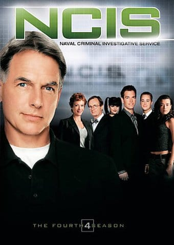 NCIS - Complete 4th Season (6-DVD)