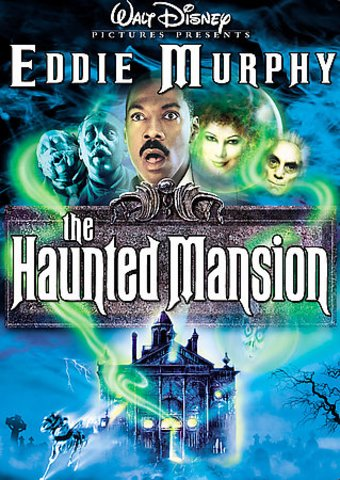 The Haunted Mansion (Widescreen)