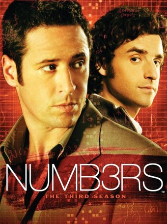 Numb3rs - Complete 3rd Season (6-DVD)