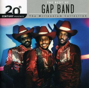 The Best of Gap Band - 20th Century Masters /