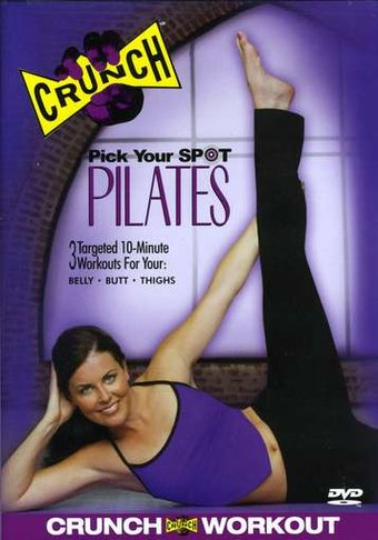 Crunch - Pick Your Spot Pilates