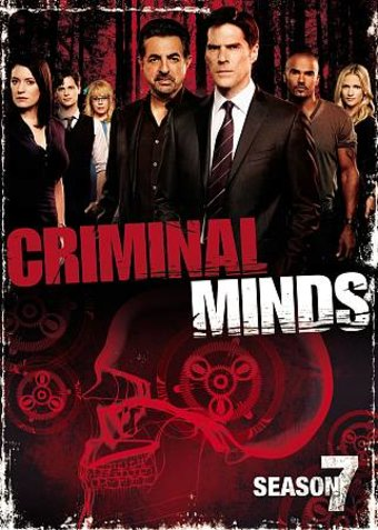 Criminal Minds - Season 7 (6-DVD)