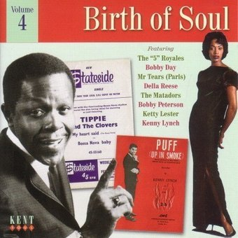 Birth of Soul, Volume 4