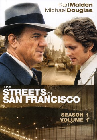 Streets of San Francisco - Season 1 - Volume 1
