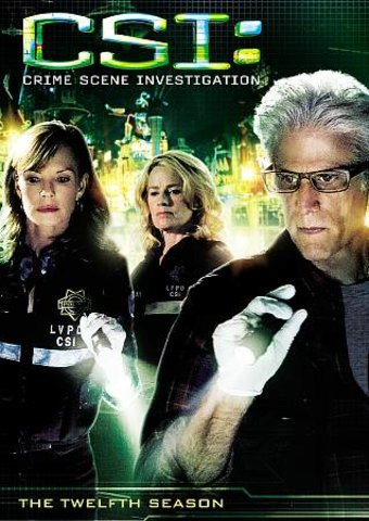 CSI: Crime Scene Investigation - Complete 12th