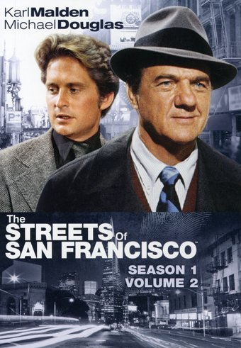Streets of San Francisco - Season 1 - Volume 2