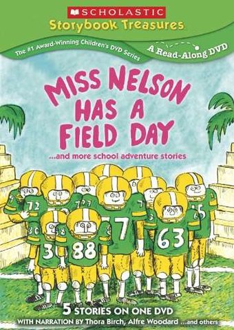 Miss Nelson Has a Field Day... and More School