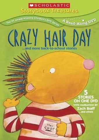 Crazy Hair Day... and More Back-to-School Stories