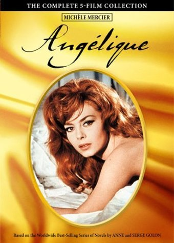 The Angelique Collection (3-DVD)