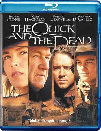 The Quick and the Dead (Blu-ray)