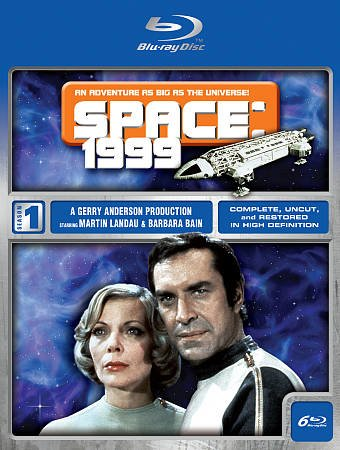 Space: 1999 - Season 1 (Blu-ray)