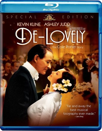 De-Lovely (Blu-ray)