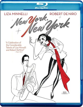 New York, New York (Blu-ray)