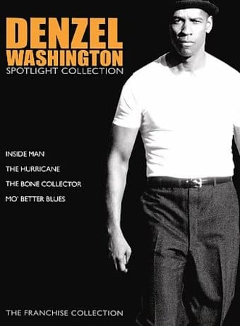 Denzel Washington Spotlight Collection (Inside