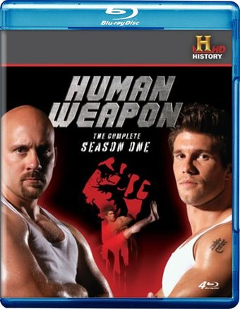 Human Weapon - Complete Season 1 (Blu-ray)