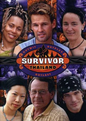 Survivor - Season 5 (Thailand) (5-Disc)