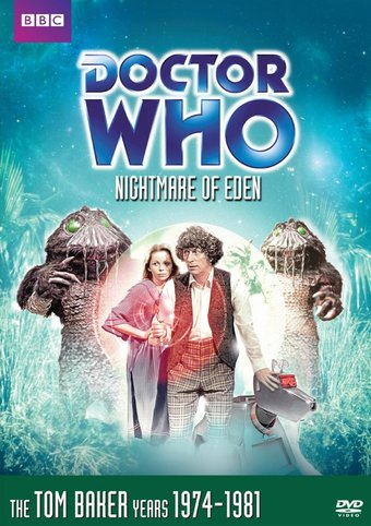 Doctor Who - #107: The Nightmare of Eden