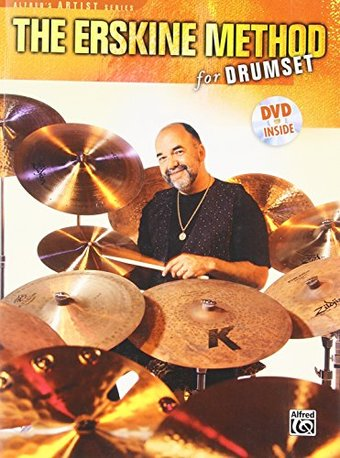 Erskine Method for Drumset (Book Included)