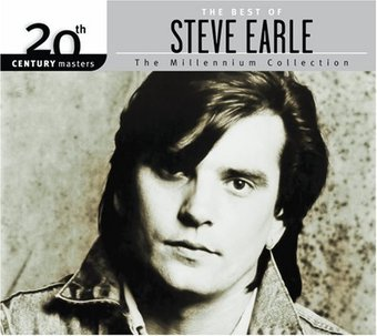The Best of Steve Earle - 20th Century Masters /