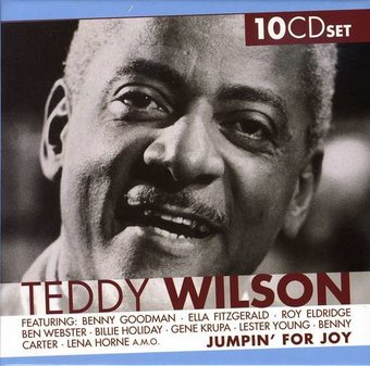 Jumpin' for Joy [Wallett] (10-CD Box Set)