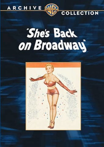 She's Back on Broadway (Full Screen)