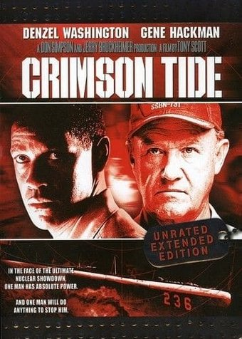 Crimson Tide (Unrated Extended Cut)