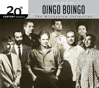 The Best of Oingo Boingo - 20th Century Masters /
