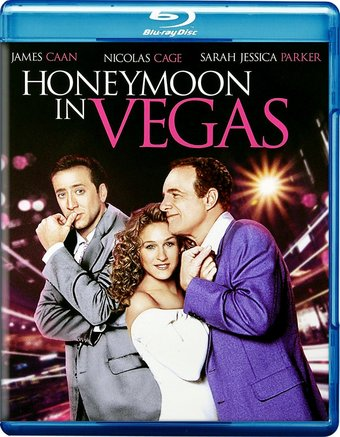 Honeymoon in Vegas (Blu-ray)