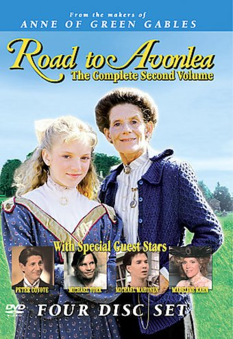 Road to Avonlea - Complete 2nd Volume (4-DVD)