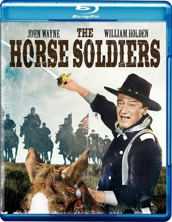 The Horse Soldiers (Blu-ray)