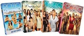 90210 - Seasons 1-4 (24-DVD)