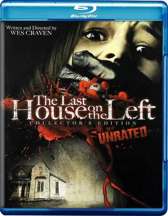 Last House on the Left (Blu-ray, Unrated,