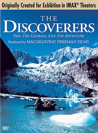 IMAX - The Discoverers (2-DVD)