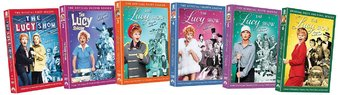 The Lucy Show - Complete Series (24-DVD)
