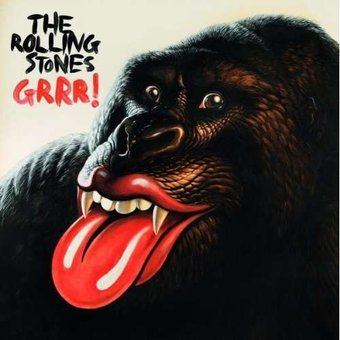 The Rolling Stones - Grrr! (Blu-ray)