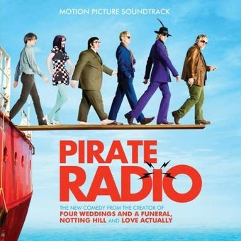 Pirate Radio (2-CD)