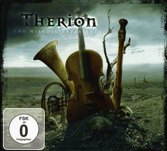 Therion: The Miskolc Experience (CD, DVD)