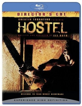 Hostel (Blu-ray, Unrated Director's Cut)