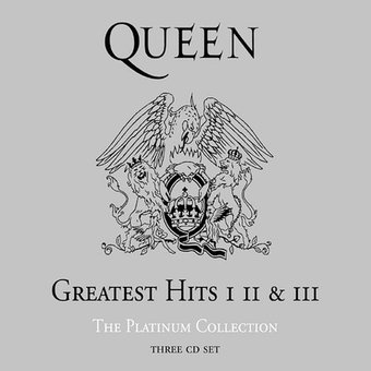 Greatest Hits I, II & III: Platinum Collection