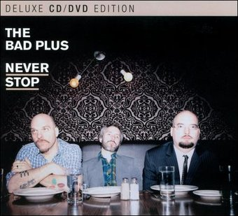 Never Stop [Deluxe Edition] (CD + DVD)
