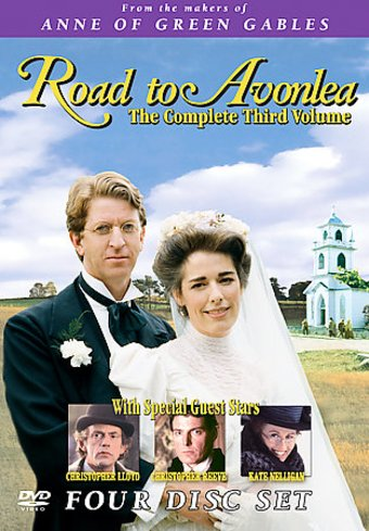 Road to Avonlea - Complete 3rd Volume (4-DVD)