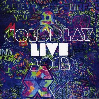 Coldplay Live 2012 [Clean] (DVD + CD)