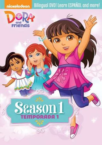 Dora and Friends - Season 1 (4-DVD) (2017) - Television on ...
