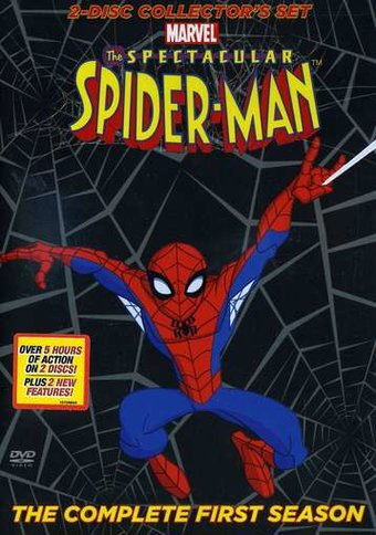 Spectacular Spider-Man - Complete 1st Season